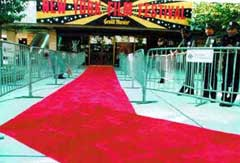 Cinema Gotham Braves the Red Carpet