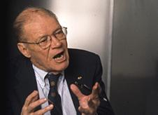 Robert S. McNamara pleads his case in The Fog of War