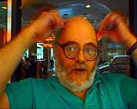 Eric, sans cap; glasses mandatory.