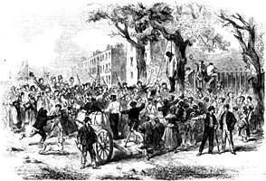 The Draft Riots Lynching