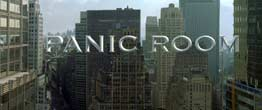 Panic Room Title Sequence