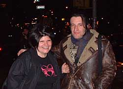 Laurie and David Shapiro