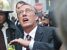 The film follows Rudy's every move on 9/11