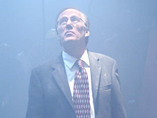 James Woods as Rudy Giuliani
