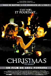 The French poster for 'R-Xmas