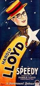 Harold Lloyd's Speedy