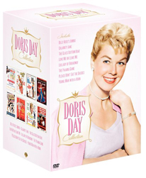 Doris Day movie collection