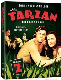 DVD Savant Review: The Tarzan Collection Starring Johnny Weissmuller