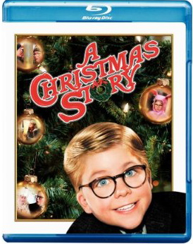A Christmas Story Blu-ray. Warner Home Video 1983 / Color / 1:85 anamorphic widescreen / 93 min. / Street Date November 4, 2008 / 28.99