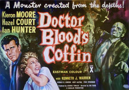 Dr Blood's Coffin (1961) in '60s Horror and Sci-Fi Forum