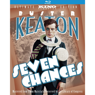 Buster Keaton is Jimmy Shannon, a man who must be married by 7 0'Clock to  inherit 7 million dollars -- but how can he find a woman to wed in just a  ...