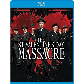 The St. Valentineu0027s Day Massacre Twilight Time