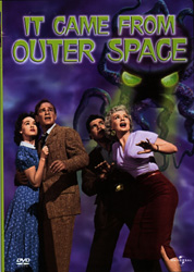 Dvd savant review it came from outer space may 21 for The thing that came from outer space