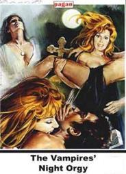 vampire night orgy DVD Exotica: The Vampires Night Orgy (DVD/ Blu-ray Comparison).