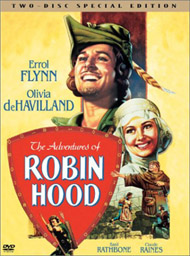 the adventures of robin hood book review