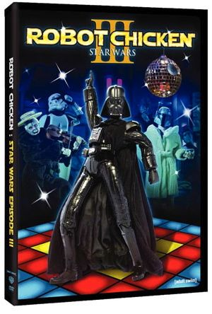 Robot Chicken Star Wars Episode III DVD Bi Weekly Erotic Game Tip: Adult Interactive Fiction