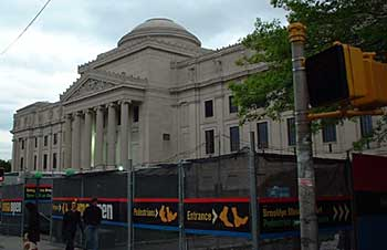 The Brooklyn Museum of Art, home of BIFF