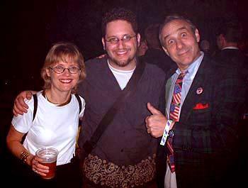 Pat, Gil, Lloyd