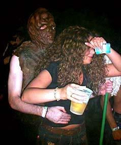 Toxie gets down