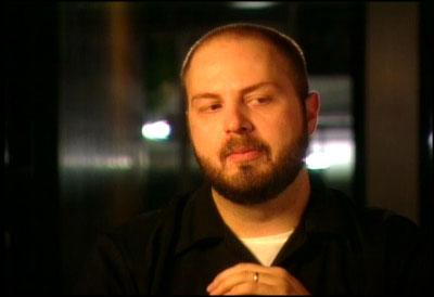 Writer Brent Hanley