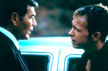 Forster and Wahlberg in Diamond Men