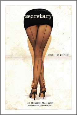Secretary Teaser Poster