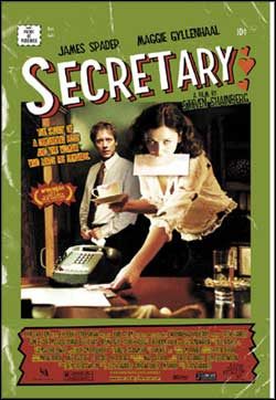 Secretary Theatrical Poster