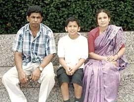 Shabbir, Thanbir, and Jeba Ahmed