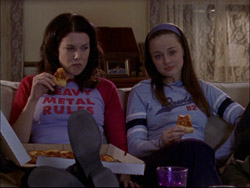 gilmore girls critical review How gilmore girls tried to be a little too hip in 2016.