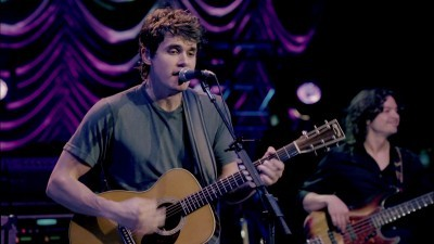 John Mayer Where The Light Is Blu Ray Dvd Talk Review Of The