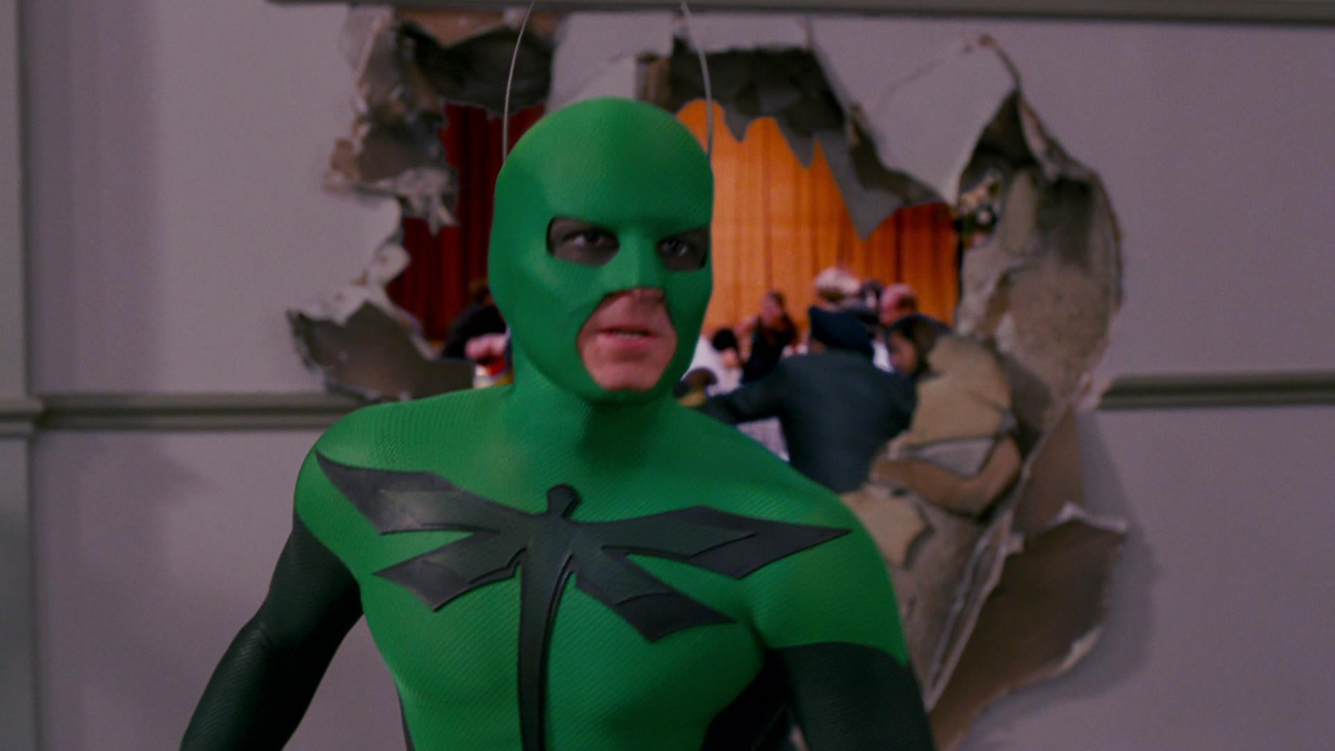 sc 1 st  DVD Talk & Superhero Movie (Blu-ray) : DVD Talk Review of the Blu-ray