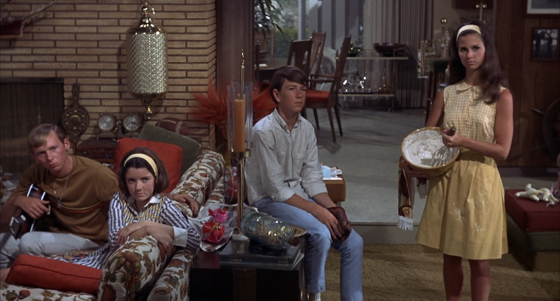 Yours, Mine, and Ours (1968) (Blu-ray) : DVD Talk Review of the ...