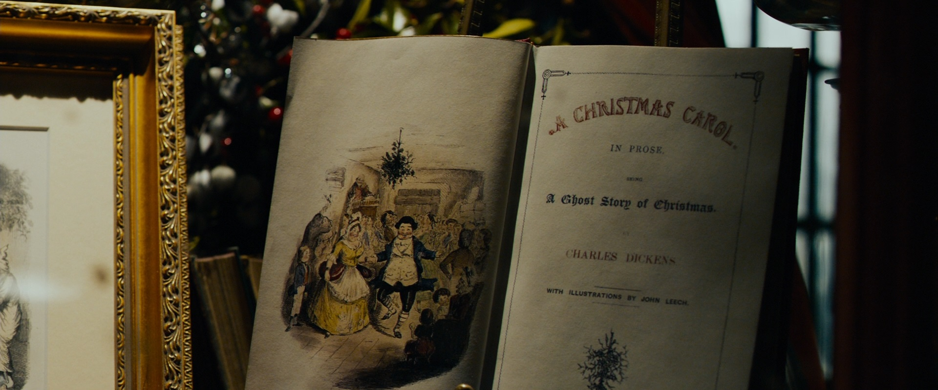 The Man Who Invented Christmas Dvd.The Man Who Invented Christmas Blu Ray Dvd Talk Review