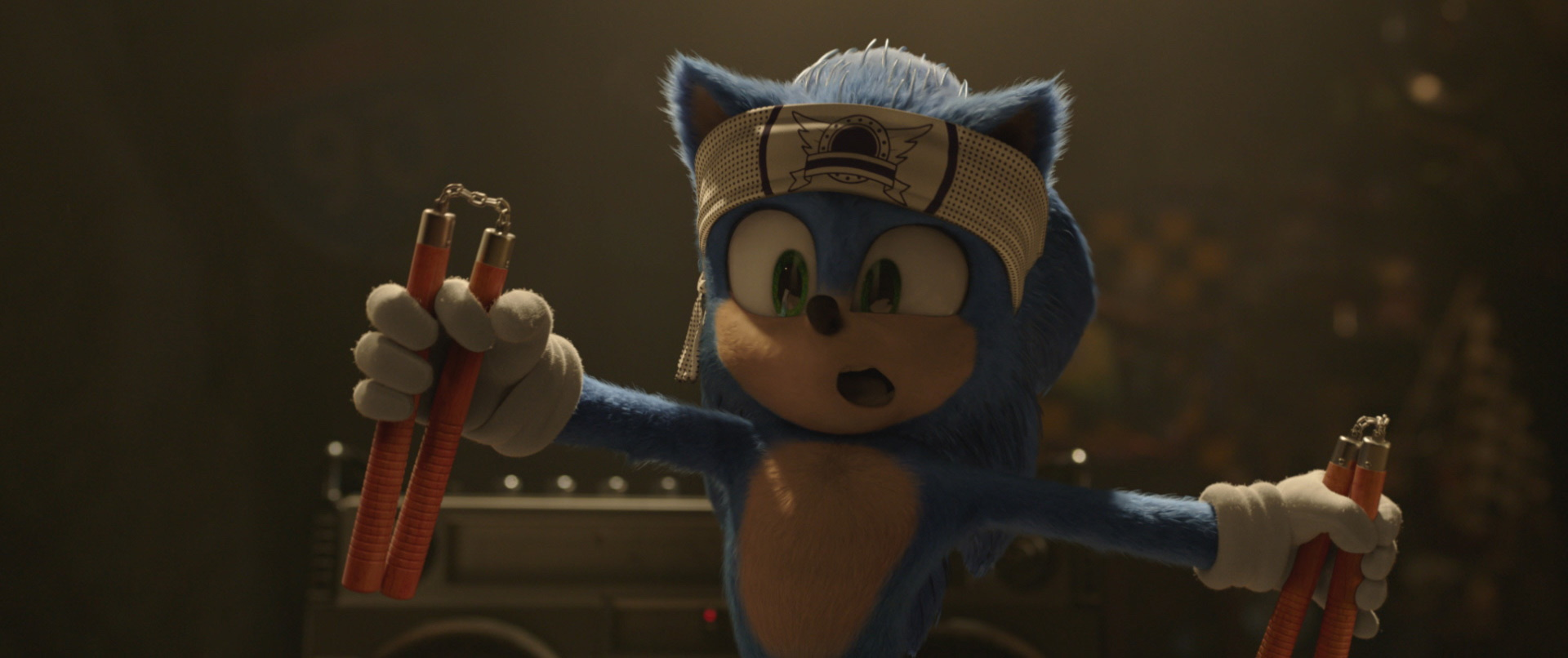 Sonic The Hedgehog Digital Preview Blu Ray Dvd Talk Review