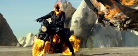 Ghost Rider 2 Cast