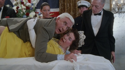 The Naked Gun (Blu-ray) : DVD Talk Review of the Blu-ray