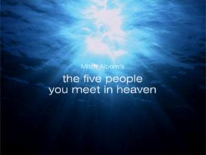 movie dvd five people we meet in heaven