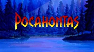 Pocahontas 1995 Poster