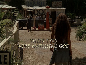 Beloved and their eyes were watching god compare