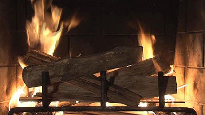 Ambient Fire: Ultimate Video Fireplace : DVD Talk Review of the ...