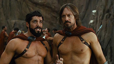 meet the spartans unrated