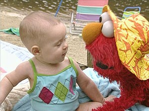 Sesame Street: Elmo's World - Summer Vacation : DVD Talk ...