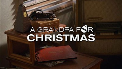 its too early for such a treacly christmas film - A Grandpa For Christmas