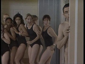 Naked women in mr bean