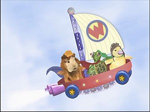 Wonder Pets Save The Nutcracker Dvd Talk Review Of The