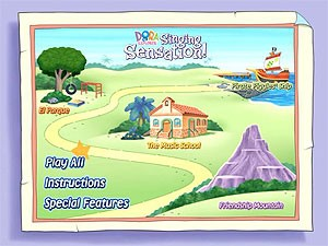 Dora The Map Song on