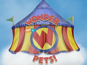 Dvd Talk Gt Reviews Gt Wonder Pets Join The Circus