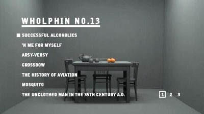 Wholphin: Issue 10