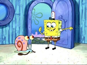 the idiocy of spongebob The term imbecile was once used by psychiatrists to denote a category of people with moderate to severe intellectual moral idiocy, and moral imbecility.