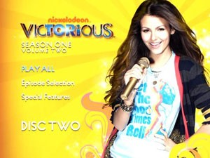 Victorious: Season One, Volume Two : DVD Talk Review of the DVD Video